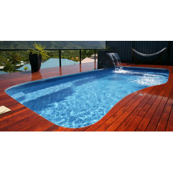 ARCAPOOL  POLYESTER SHELL - Swimming pool paint Decorative and Protective  polyester shell substrates Easy to use
