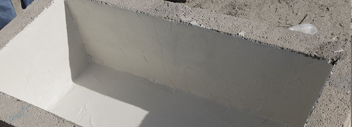 Cementitious waterproofing tanking pool reservoirs - Waterproof paint for swimming pools ...