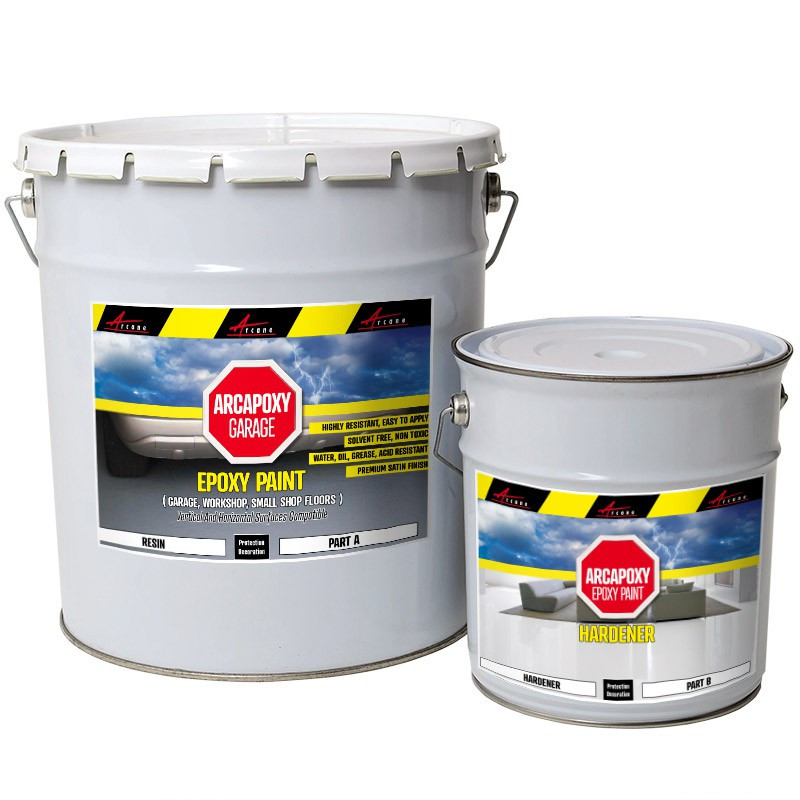 Epoxy Paint For Wood : Epoxy paint floor and wall coating in food industry two