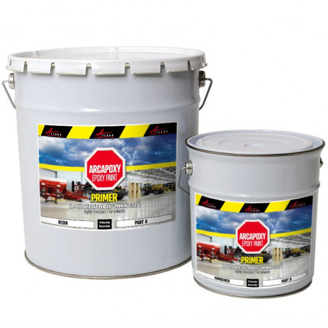 arcapoxy epoxy primer coat mortar cement stone metal wood