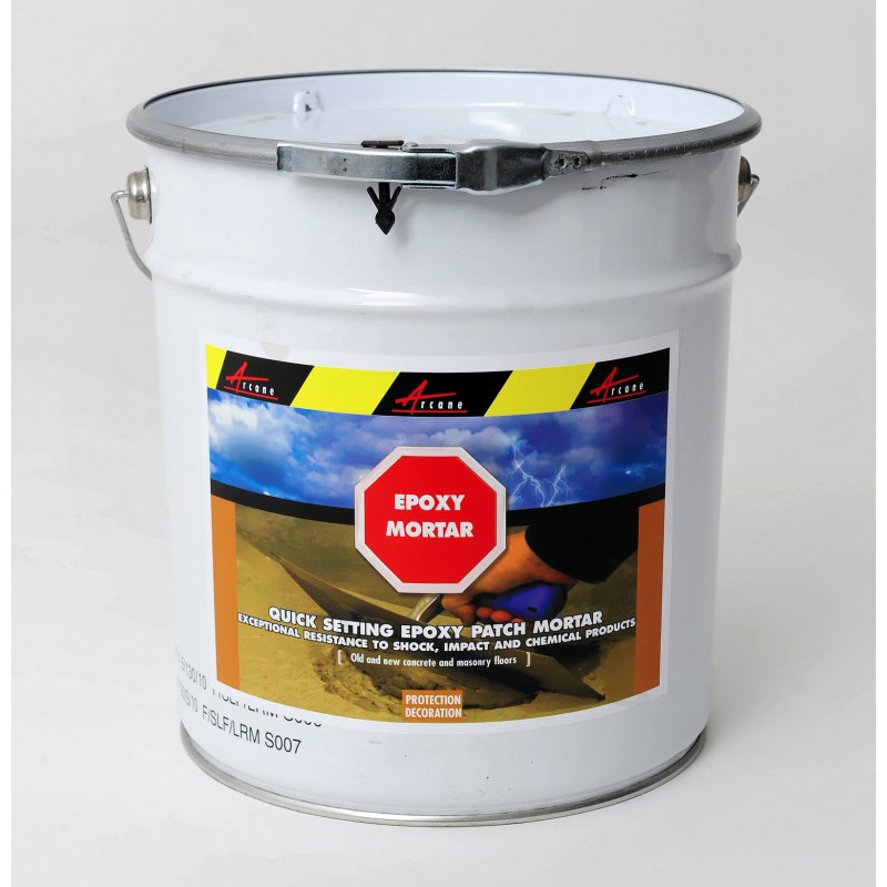 Epoxy Cement Repair : Epoxy mortar levelling repairs cement fills cracks and