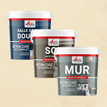 BETON CIRE KITS (all products needed in one kit!)